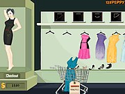 Shop N Dress Food Roll Game: Holiday Dress thumbnail
