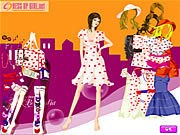 Stylish Dot Dresses thumbnail