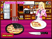 Thumbnail of Barbie Cooking Pizza