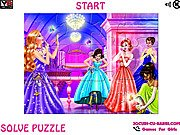 Thumbnail of Makeup Princess 2 Jigsaw