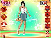 Thumbnail of Celebrity Rihanna Dressup