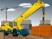 Thumbnail of Container Crane Parking