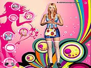 Britney Spears in 3D Dressup thumbnail