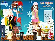 Thumbnail of Winter Dress Up