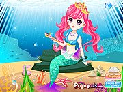 Thumbnail of Tender Mermaid Princess