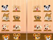Thumbnail of Animals Mirror Match