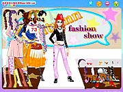Thumbnail of Runway Dress Up