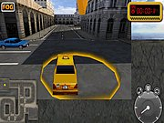 New York Taxi License 3D thumbnail