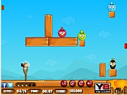 Thumbnail of Angry Birds Hunt game