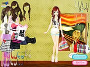 Thumbnail of Summer Looks Dressup