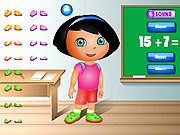 Dora School Dress Up thumbnail