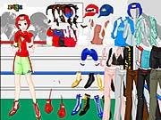 Thumbnail of Boxing Dress Up