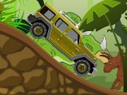 Thumbnail of Jurassic Jeep Madness