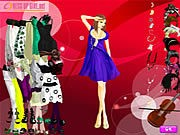Thumbnail of Dressup Fantasy Girl