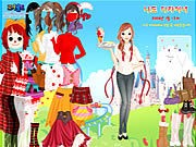 Thumbnail of Dream Park Dressup