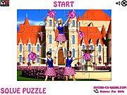 Girls Cheer Jigsaw thumbnail