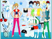 Thumbnail of All Sports Dressup