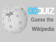 Thumbnail of CoQuiz Guess Wikipedia