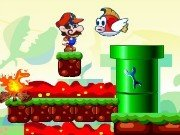 Thumbnail of Run Mario 3