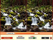 Forest Waterfalls Difference thumbnail