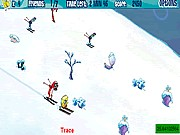 SpongeBob Avalanche at Planktons Peak thumbnail