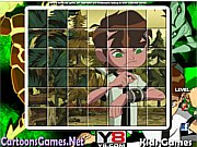 Thumbnail of Ben 10 Spin Puzzle
