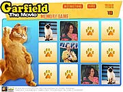 Thumbnail of Garfield Memory Game