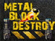 Thumbnail of Metal Block Destroy