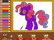 My Little Pony Coloring thumbnail