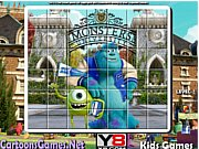 Thumbnail of Monsters University Spin Puzzle