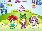 Thumbnail of Three Fairy Dressup