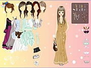 Chique Gown Dress Up thumbnail