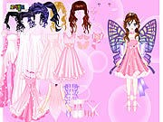 Pink Butterfly Dress up thumbnail