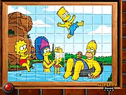 Thumbnail of Sort My Tiles The Simpsons