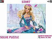 Barbie Princess Jigsaw thumbnail