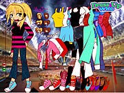 Hannah Montana Dress Up thumbnail