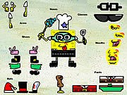 Sponge Bob Square Pants Dress up thumbnail