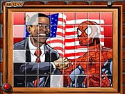 Sort My Tiles Obama and Spiderman thumbnail