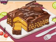 Peanut Butter Chocolate Cake thumbnail