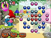 Thumbnail of Smurf Shoot with Balls