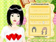 Thumbnail of Girl Dressup Makeover 13