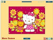 Hello Kitty with Teddy Bear thumbnail