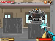 Thumbnail of Rambo Robot Mayhem