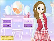 Thumbnail of Prep School Chick Dressup