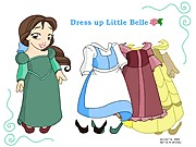 Dress Up Little Belle thumbnail