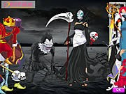 Thumbnail of Scary Halloween Dressup