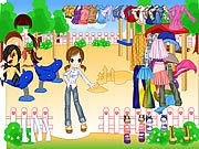 Fashion Doll Dressup thumbnail
