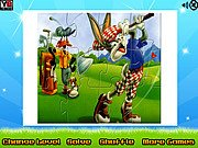Bugs Bunny And Daffy Puzzle thumbnail