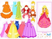 Thumbnail of Mylene Gown Dressup