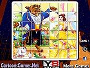Beauty and the Beast Spin Puzzle thumbnail